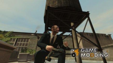 Шуруповёрт для GTA 4