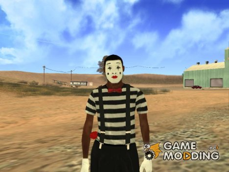 Mime (GTA V) for GTA San Andreas