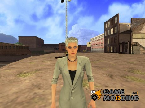 Far Cry 3 Blood Dragon Dr Darling	   для GTA San Andreas