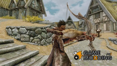 Hot Shots Chickens для TES V Skyrim