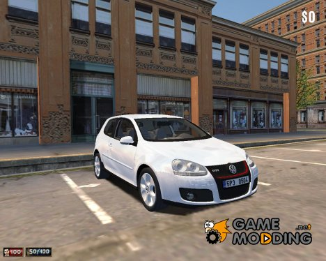 Volksvagen Golf V GTI для Mafia: The City of Lost Heaven