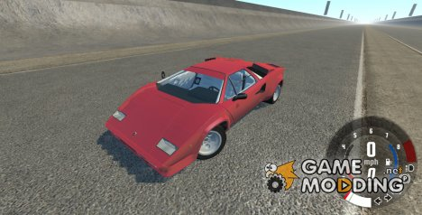 Lamborghini Countach for BeamNG.Drive