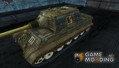 JagdTiger 10 for World of Tanks