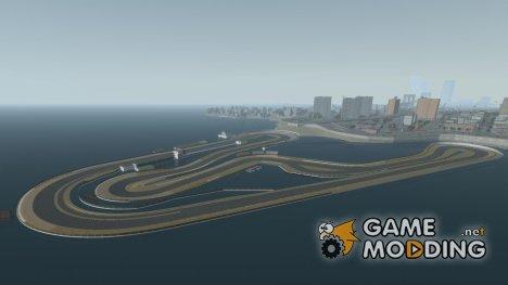 Гоночная Трасса для GTA 4