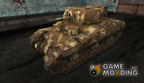 Ram II от Rudy102 4 for World of Tanks