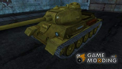 Шкурка для T-43 for World of Tanks