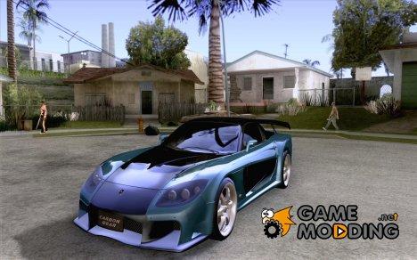 Mazda RX 7 VeilSide для GTA San Andreas