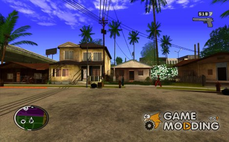 TBOGT HUD for GTA San Andreas