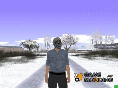Skin GTA V Online DLC v1 for GTA San Andreas