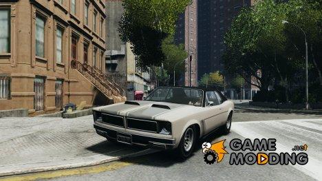 Tampa из GTA EFLC for GTA 4