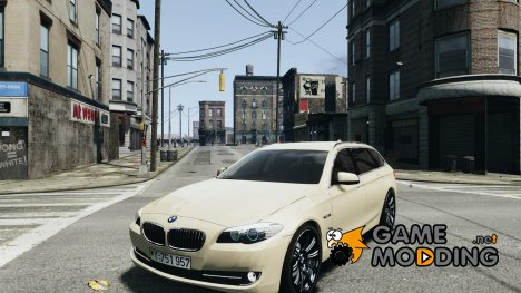 BMW 525i Touring for GTA 4