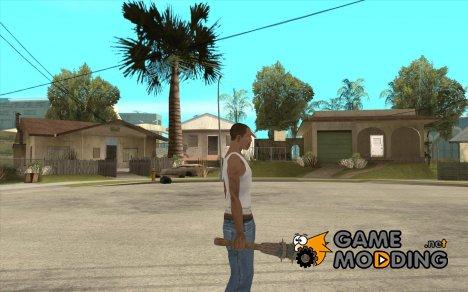 Бита Орков for GTA San Andreas
