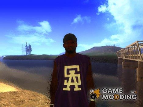 Ballas 1 (GTA V) for GTA San Andreas