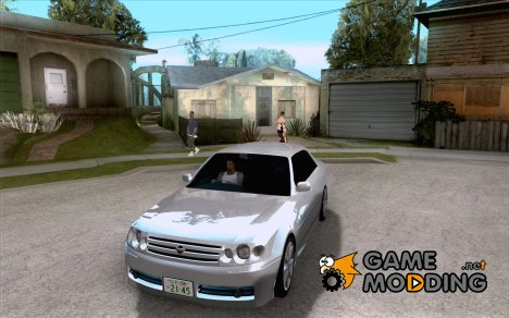 Nissan Gloria for GTA San Andreas