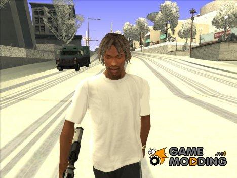 GTA V Online Hair Style v4 for GTA San Andreas