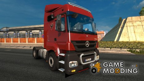 Mercedes Benz Axor for Euro Truck Simulator 2