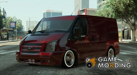 Ford Transit Low Rider BETA для GTA 5