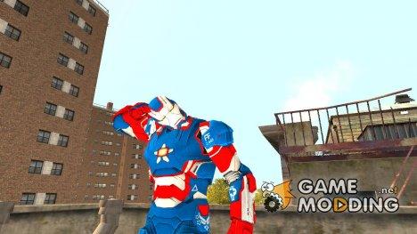 Железный патриот для GTA 4
