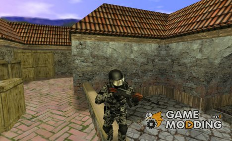 GIGN: Urban Warfare Unit for Counter-Strike 1.6