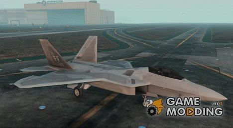 F-22 Raptor для GTA 5