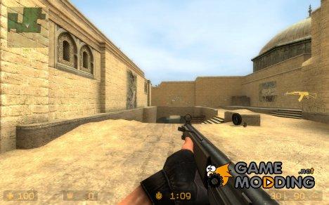 Heckler Und Koch G3A3 для Counter-Strike Source