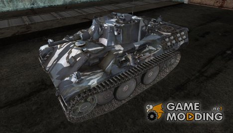 шкурка для VK1602 Leopard № 52 for World of Tanks