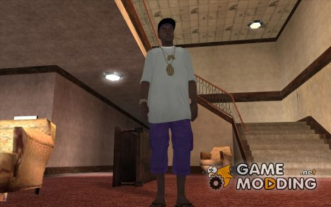Ballas 1 для GTA San Andreas