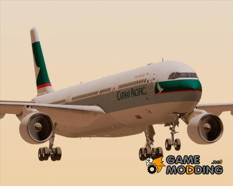 Airbus A330-300 Cathay Pacific for GTA San Andreas
