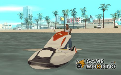 Hydrocycle for GTA San Andreas