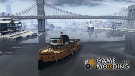 Staten Island Ferry для GTA 4