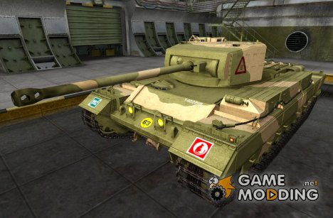Шкурка для Caern. for World of Tanks