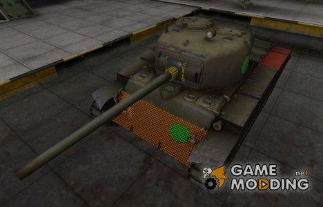 Зона пробития T20 for World of Tanks