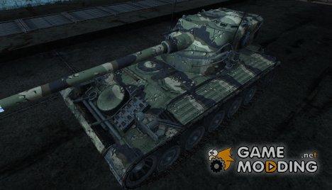 Шкурка для AMX 13 90 №27 для World of Tanks