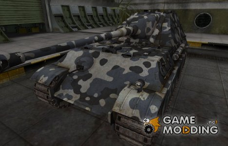 Немецкий танк Jagdpanther II for World of Tanks