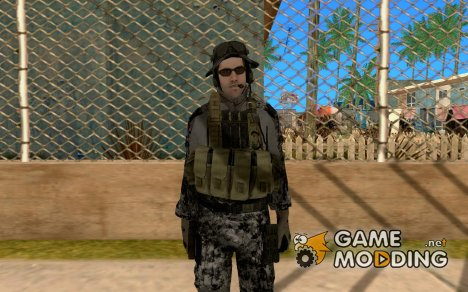 Navy Seals V3 for GTA San Andreas