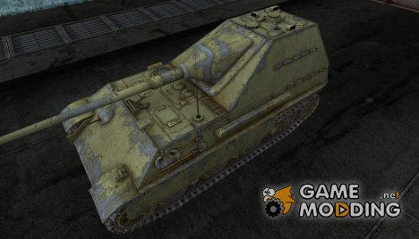Шкурка для JagdPanther II for World of Tanks