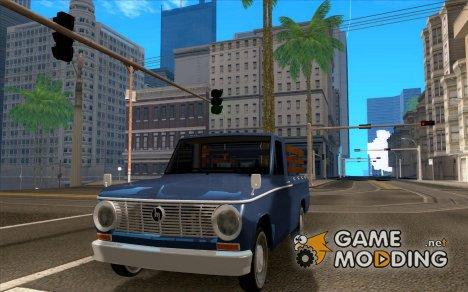 Mazda Familia 800 Pickup для GTA San Andreas