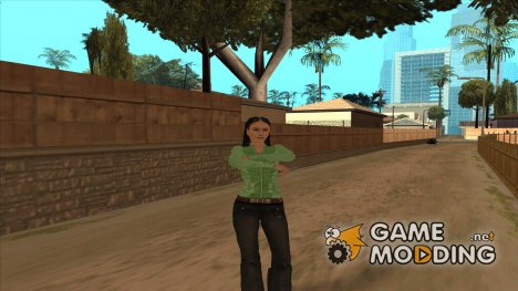 Ofyri CR Style for GTA San Andreas