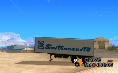 Прицеп-Совтрансавто for GTA San Andreas