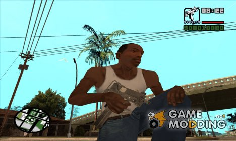MAC-11 for GTA San Andreas