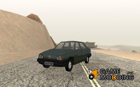 1985 Renault 9 v1.0 for GTA San Andreas