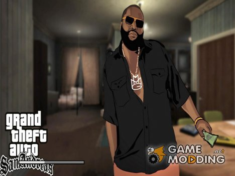 Loadscreens American Rap for GTA San Andreas