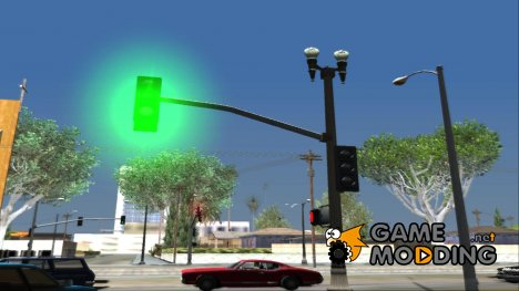 StreetLights GTA V для GTA San Andreas