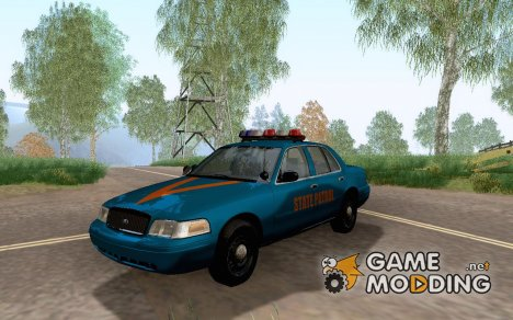Ford Crown Victoria State Patrol для GTA San Andreas