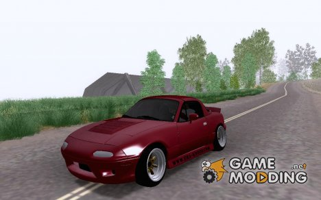 Mazda MX-5 Miata Rocket Bunny for GTA San Andreas