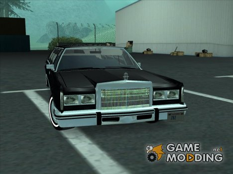 Lincoln Town Car Eagle '86 for GTA San Andreas