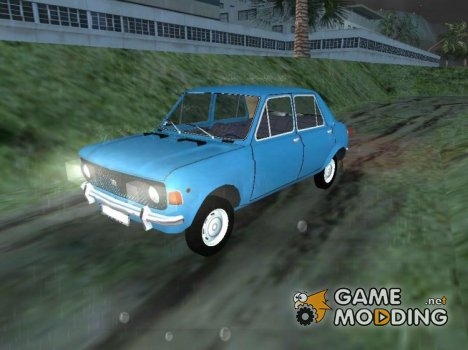 Zastava 1100p for GTA Vice City