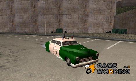 Hermes Classic Police Los-Santos for GTA San Andreas
