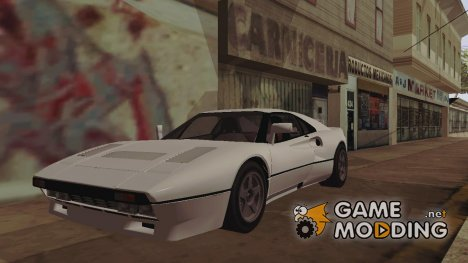 Ferrari 288 GTO Ultimate Edition for GTA San Andreas