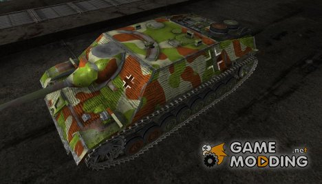 Шкурка для JagdPz IV для World of Tanks